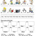 Grade 3 Test Worksheet   Free Esl Printable Worksheets Madeteachers | Printable Worksheets For Year 3