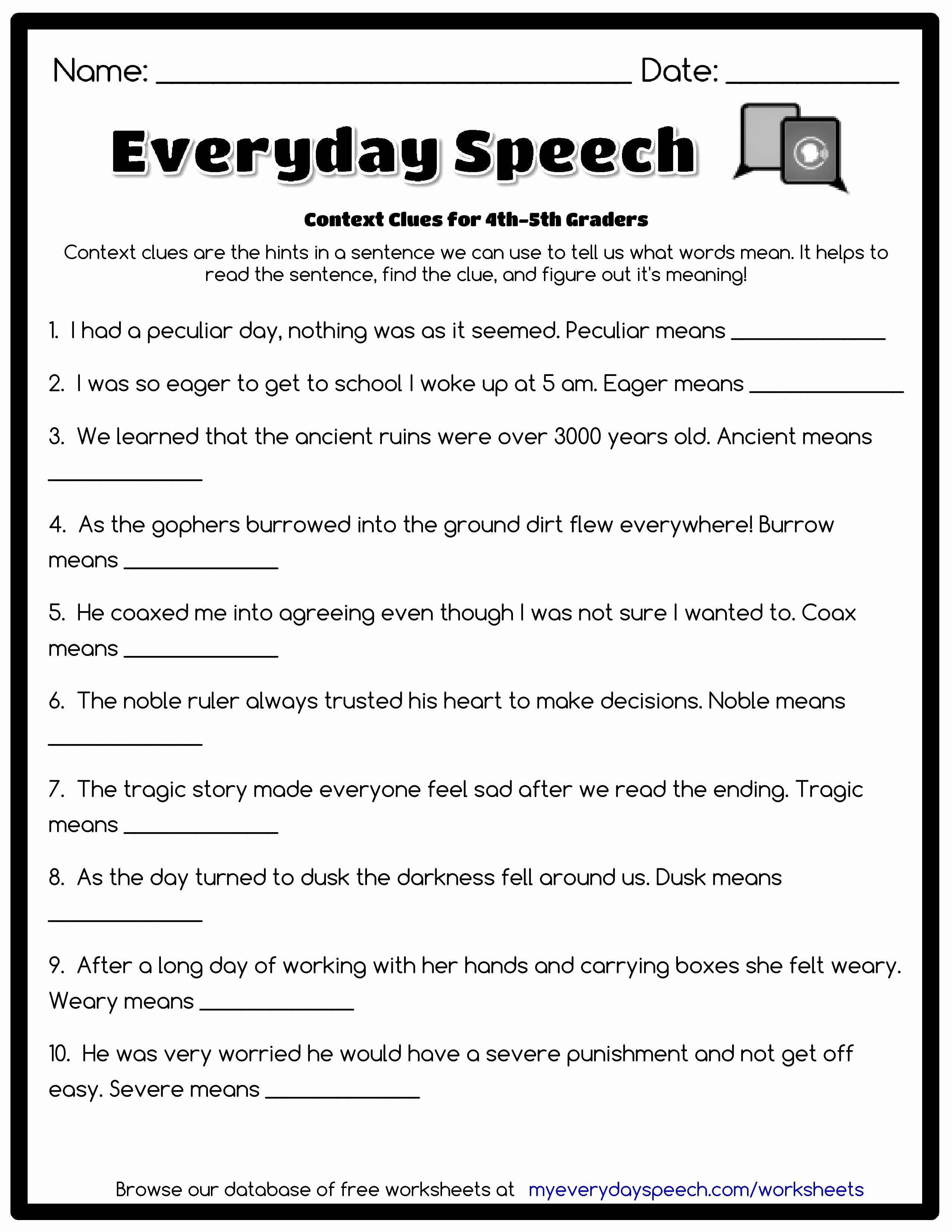 Grammar Worksheets Third Grade To Education - Math Worksheet For   Free Printable Third Grade Grammar Worksheets