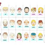 Guess Who Worksheet   Free Esl Printable Worksheets Madeteachers | Guess Who Printable Worksheets