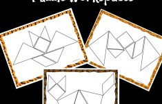 Printable Tangram Worksheets