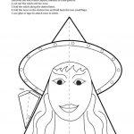 Halloween   Witch Craft Worksheet   Free Esl Printable Worksheets   Free Printable Arts And Crafts Worksheets