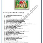 Hansel And Gretel   Esl Worksheetayşimgüler | Hansel And Gretel Printable Worksheets