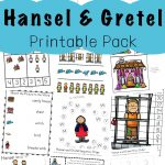 Hansel And Gretel Short Story Activities   Fun With Mama | Hansel And Gretel Printable Worksheets