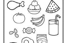 Free Printable Cooking Worksheets