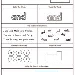 High Frequency Word And Printable Worksheet | Myteachingstation | Printable Worksheets Com