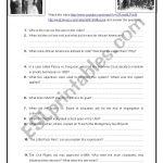 History Of Civil Rights Movement   Esl Worksheetobindidon   Civil Rights Movement Worksheets Printable