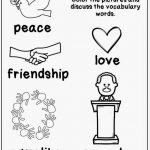 Honoring Martin Luther King, Jr (And A Freebie!) – The Kindergarten | Free Printable Martin Luther King Worksheets For Kindergarten