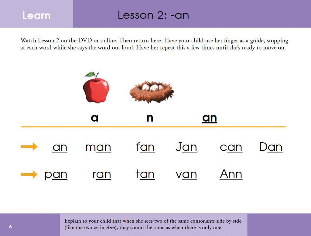 Hooked On Phonics | Learn To Read | Hooked On Phonics Free Printable Worksheets