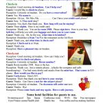 Hotel Language Worksheet   Free Esl Printable Worksheets Made | Hospitality Worksheets Printable