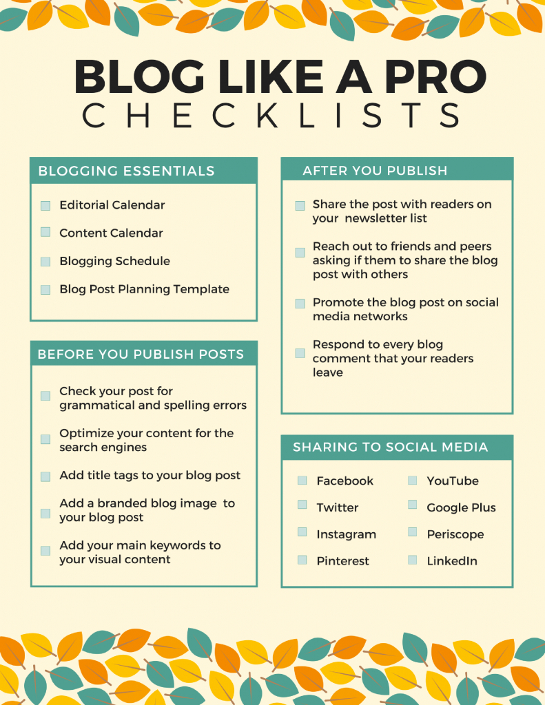 How To Make Your Own Worksheets With Canva For Work (Video Tutorial) | Blog Worksheet Printable