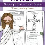 Huge List Of Easter Printables For Preschool To 2Nd Grade!   Mamas | Free Printable Easter Worksheets For 3Rd Grade