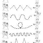 Image Detail For  Preschool Tracing Worksheets | Preschool Ideas | Printable Tracing Worksheets