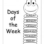 Insects Worksheets Free | Days Of The Week   Trace And Write   Free | Free Printable Worm Worksheets