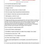 Iq Test Worksheet   Free Esl Printable Worksheets Madeteachers | Test Worksheets Printable