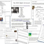 Key Events Of The Civil Rights Movement (Free Packet)   Homeschool Den   Civil Rights Movement Worksheets Printable