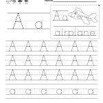 Kindergarten Handwriting Worksheet   Koran.sticken.co | Free Printable Handwriting Worksheets For Preschool