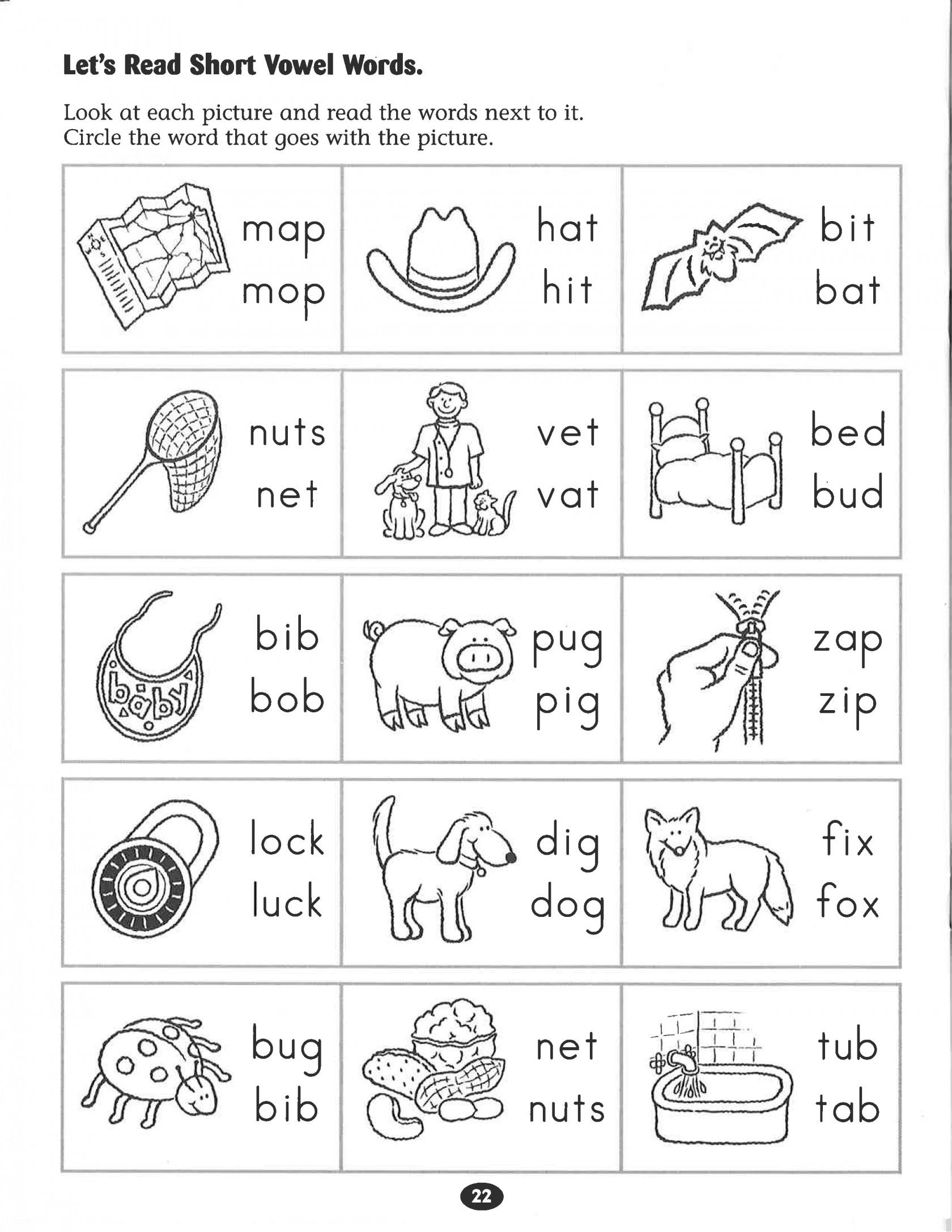 Kindergarten Phonics Worksheets Inspirational Kindergarten Free | Free Phonics Worksheets Printable