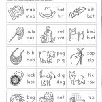 Kindergarten Phonics Worksheets Inspirational Kindergarten Free | Free Printable Grade 1 Phonics Worksheets