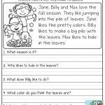 Ks1 Worksheets Free Printable Literacy Worksheets | Printable | Comprehension Worksheets Ks1 Printable