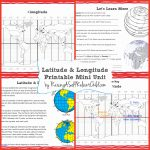 Latitude And Longitude Practice Worksheets Best Of Latitude And | Latitude And Longitude Printable Practice Worksheets