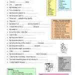 Let Me Introduce Myself Worksheet   Free Esl Printable Worksheets | Introduce Yourself Printable Worksheets