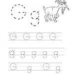 Letter G Worksheets | Preschool Alphabet Printables | Letter G Printable Worksheets