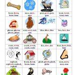 Long O Worksheet Worksheet   Free Esl Printable Worksheets Made | Short O Worksheets Printable