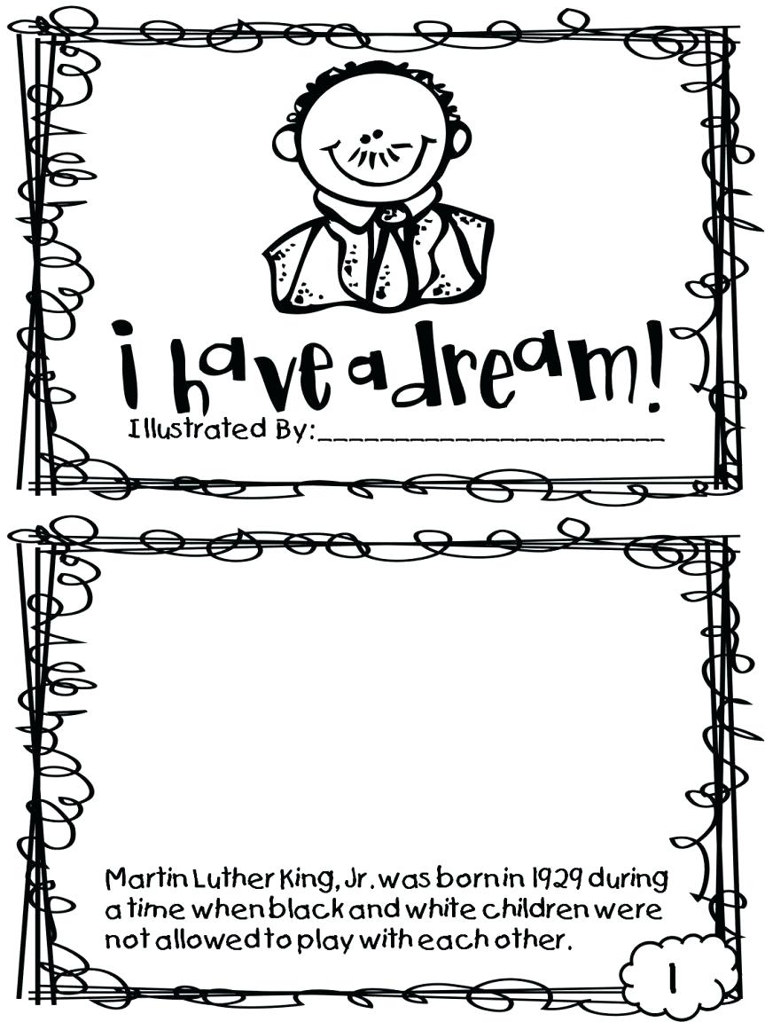 Martin Luther King Jr Pictures To Print Martin King Jr Coloring Page | Free Printable Martin Luther King Jr Worksheets
