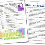 Match Up Worksheet Maker | Printable Worksheet Maker