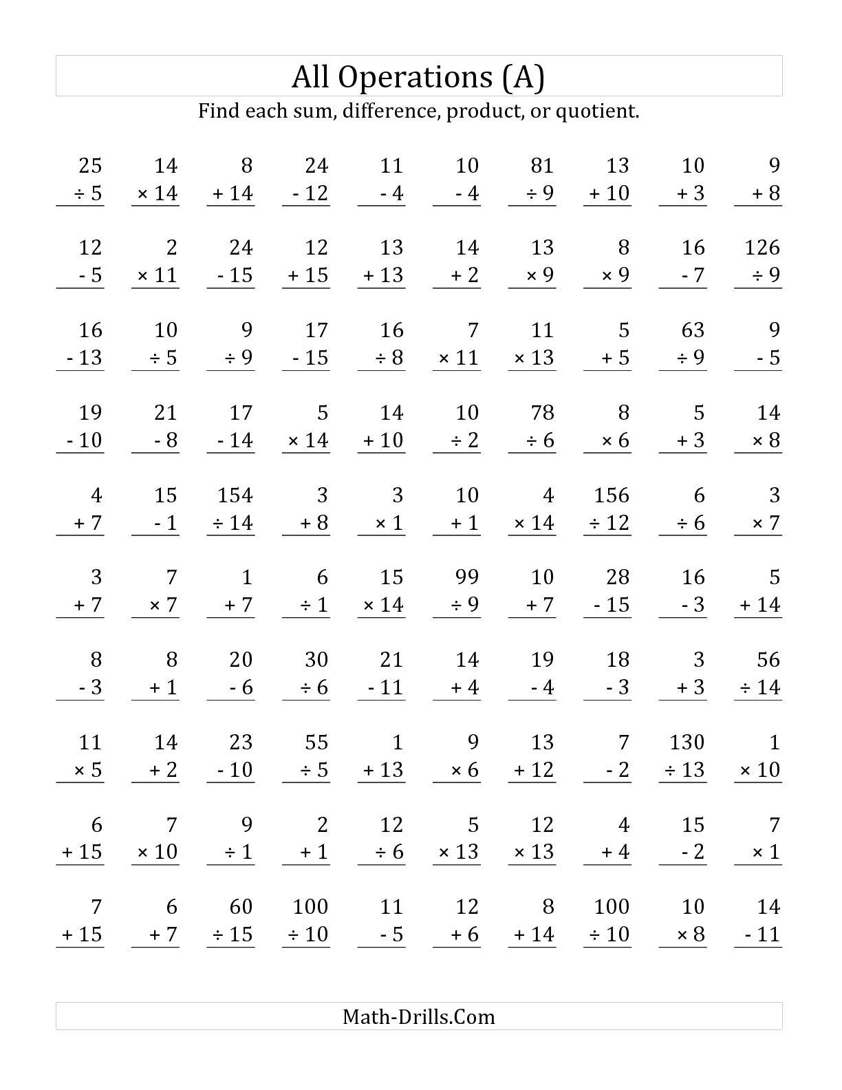 Math Worksheet: Array Math Problems Book Answers Website Five Number | Abeka Printable Worksheets
