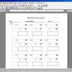 Math Worksheet Generator   Youtube | Math Worksheets Generator Free Printables