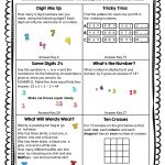 Math Worksheet: Math Riddles Worksheets Free Printable Algebra   Printable Math Riddles Worksheets