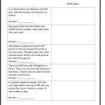 Math Worksheet: Printable Math Worksheets. Learning Math Facts Math | Ks2 Printable Worksheets