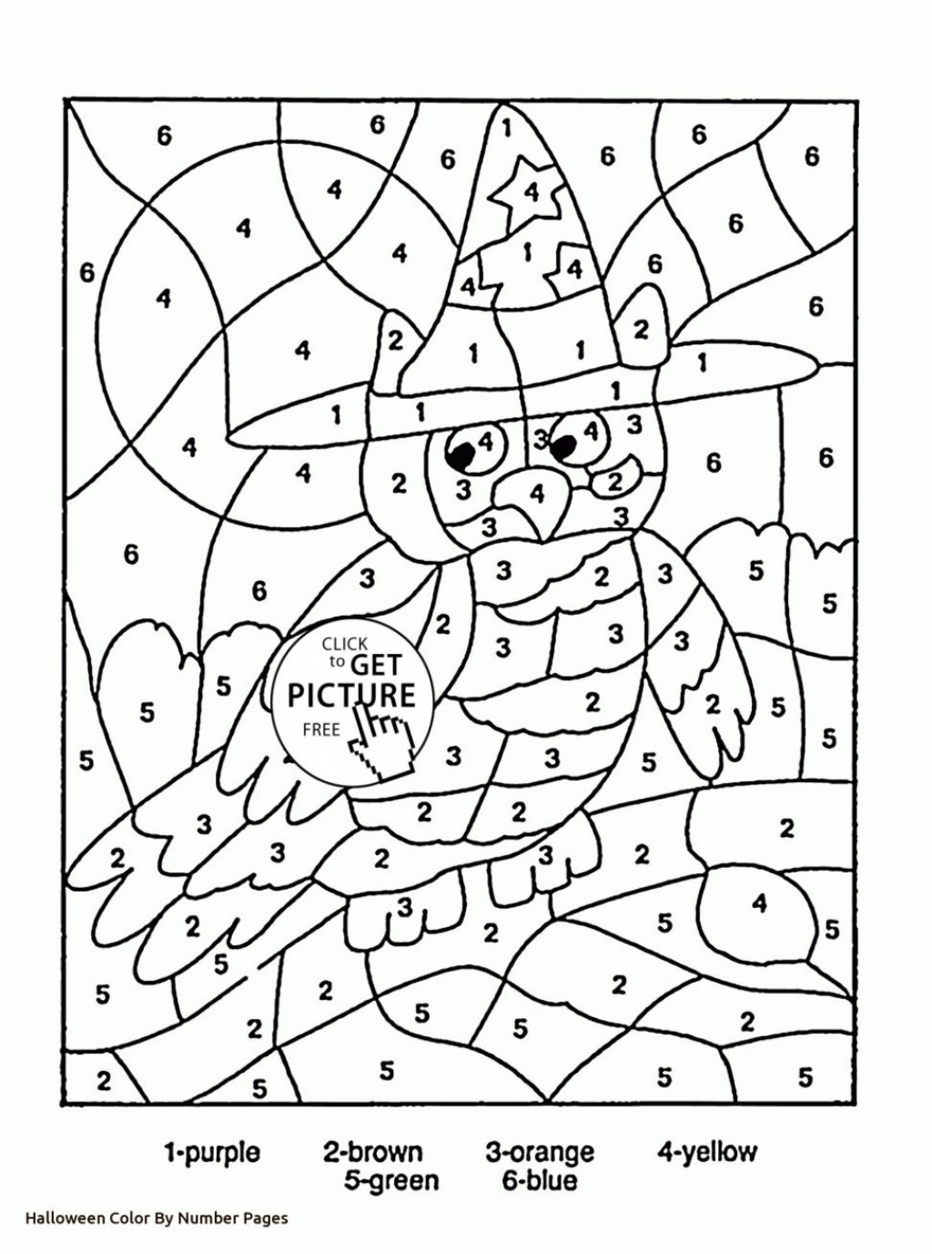 Math Worksheets Colornumber 4Th Grade Coloring Pages Fresh - Free | Printable Color By Number Math Worksheets