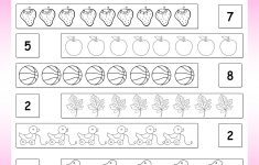 Free Printable Addition Worksheets For Grade 1