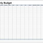 Monthly Budget Spreadsheet Best Free Dave Ramsey Excel Download | Free Printable Dave Ramsey Worksheets