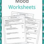 Mood Examples, Definition And Worksheets | Kidskonnect | Foreshadowing Worksheets Printable