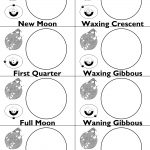Moon Phases Worksheet   Google Search   Science Moon   Moon Phases   Phases Of The Moon Printable Worksheets