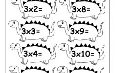 5 Times Table Worksheet Printable