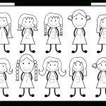 Number Tracing  1 10 – Worksheet / Free Printable Worksheets | Printable Worksheets For Preschoolers On Numbers 1 10