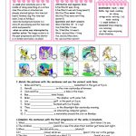 Past Continuous Tense Worksheet   Free Esl Printable Worksheets Made | Past Progressive Tense Worksheets Printable