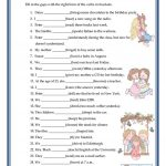 Past Simple   Irregular Verbs Worksheet   Free Esl Printable | Past Simple Printable Worksheets