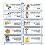 Personality Traits   Giving Advice Worksheet   Free Esl Printable   Giving Advice Printable Worksheets