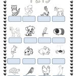 Pets Worksheet   Free Esl Printable Worksheets Madeteachers | Free Printable Pet Worksheets