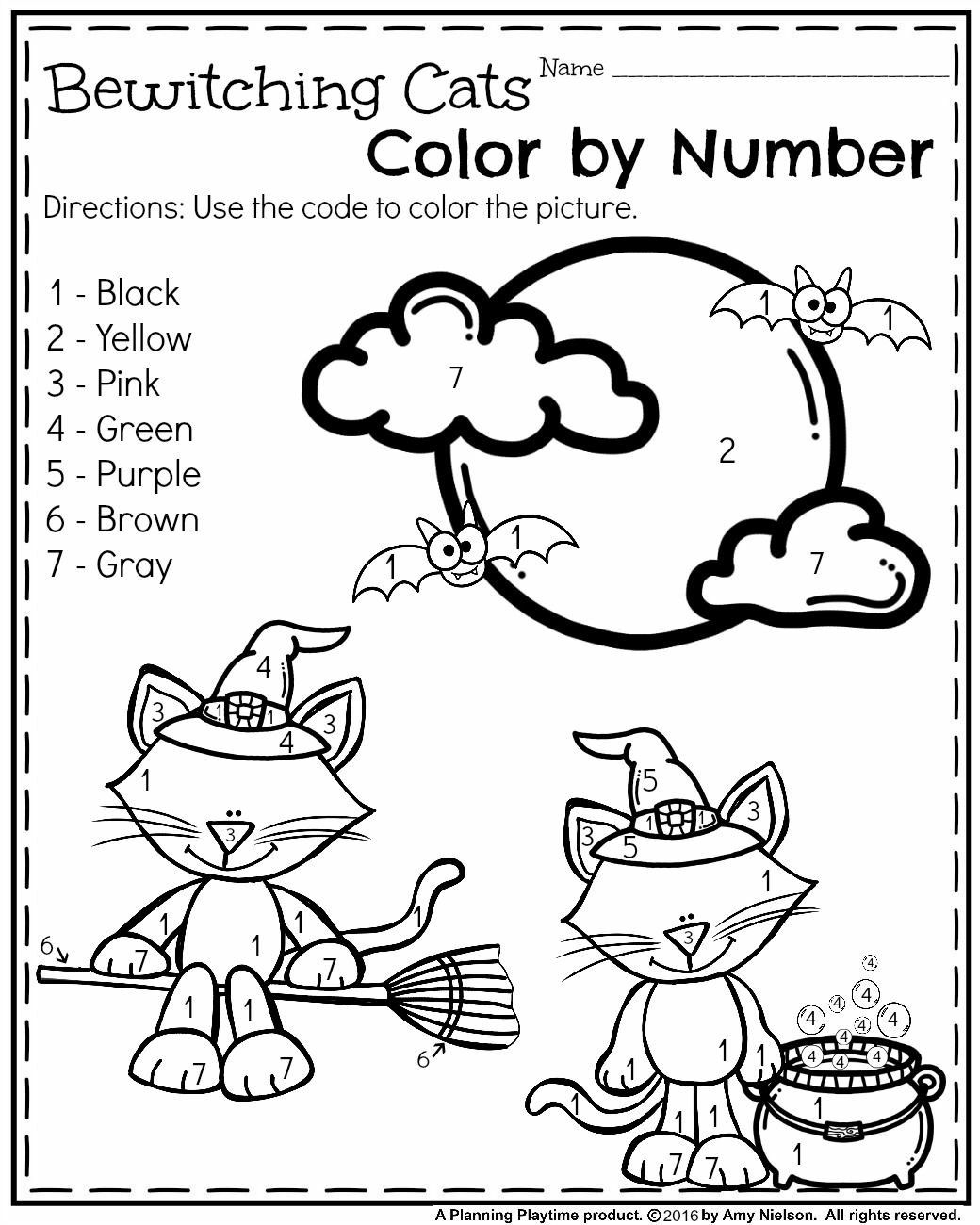 Pinbrittiny Rothmeier On Preschool   Halloween Worksheets   Preschool Halloween Worksheets Printables