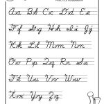 Pinjessica From Honeysuckle & Vine On Homeschool | Cursive | Cursive Writing Words Worksheets Printable