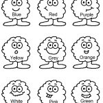 Pinrobin Morgan On School Abc, Colors, And Shapes   Preschool   Printable Worksheets For Head Start