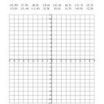 Plotting Coordinate Points (A) | Free Printable Graph Art Worksheets