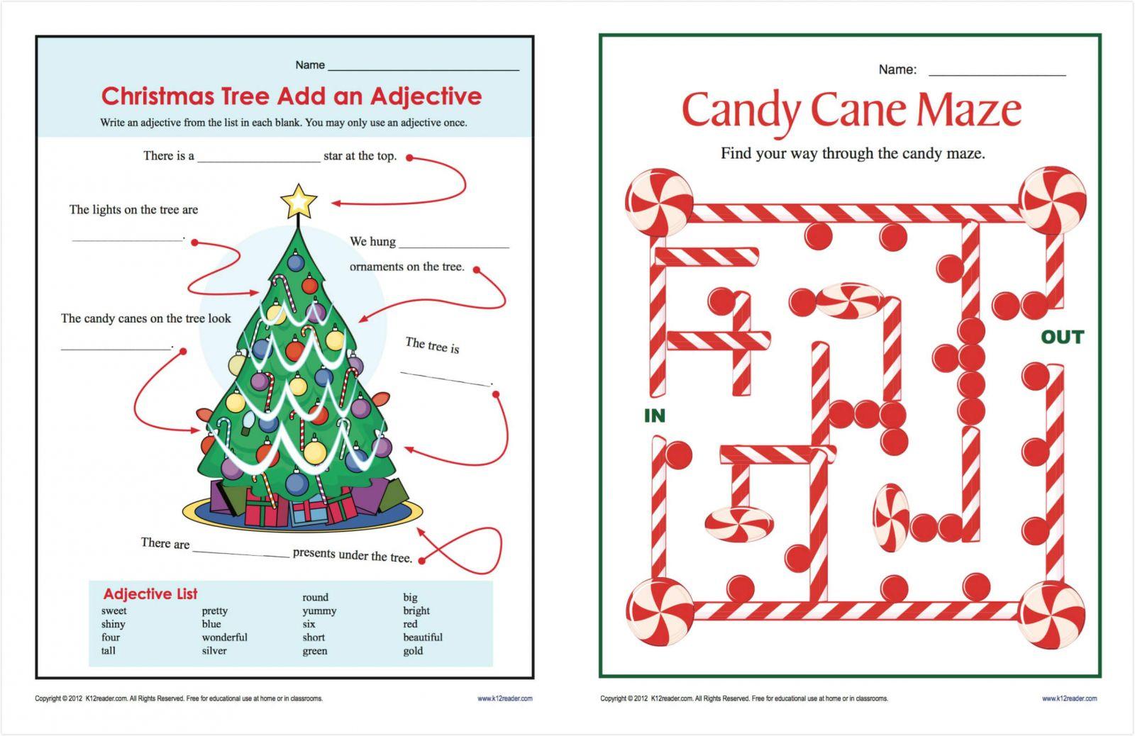 Popular Christmas Worksheets Pdf For Free Print And Download | Free Printable Christmas Worksheets