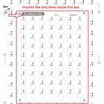 Practice Archives   Rocket Math | Rocket Math Addition Printable Worksheets